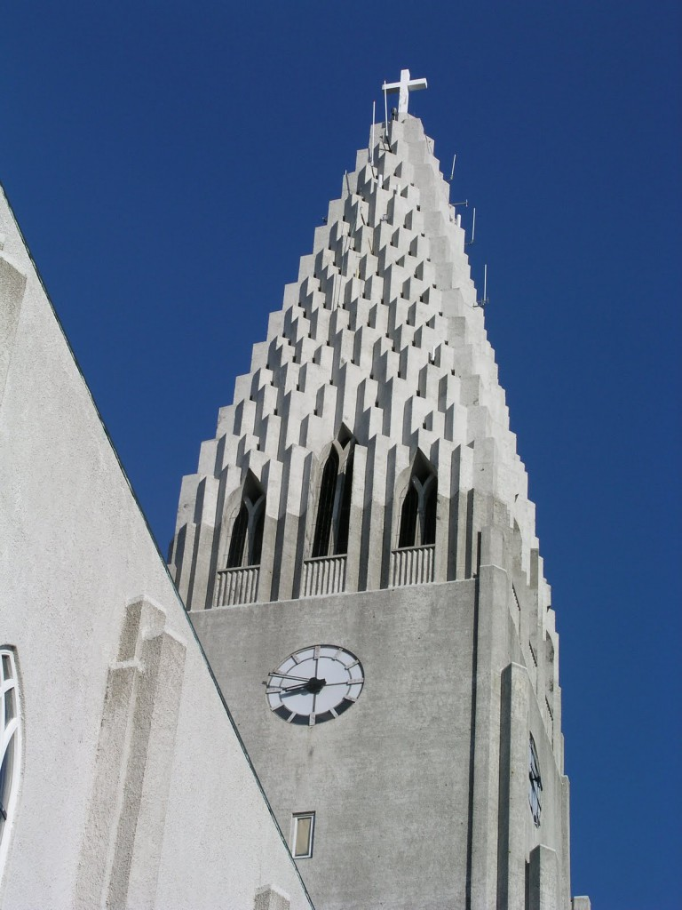 church ICELAND BASALT