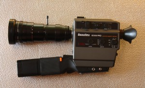 BEAULIEU 6008 PRO angenieux 1.2 6-90 lens