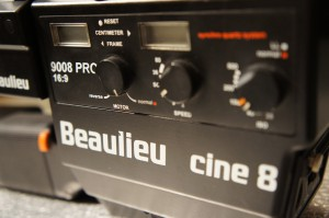 BEAULIEU 9008 PRO quartz DETAIL angenieux 1.4 6-90