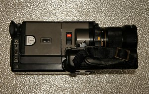 CANON 1014 XL-S MOVIE CAMERA SUPER8