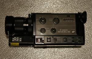 CANON 1014xls super8 filmkamera s8 canon lens sound