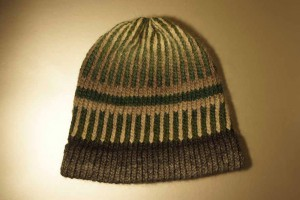 wool bonnet wollhaube