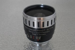 ISCOMORPHOT 8 x 1,5