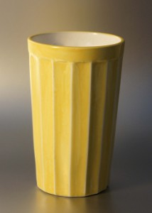 ceramic hack tumbler mate yellow